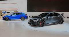 Honda Civic Type R Anticipa la futura variante sportiva