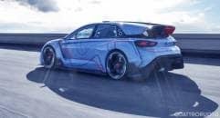 Hyundai RN30 Concept Ispirata al mondo delle competizioni