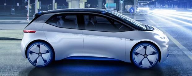 Volkswagen I.D. L'elettrica di serie costerà come una Golf TDI