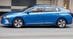 Hyundai Ioniq Autonomous Concept Il nuovo prototipo a guida autonoma