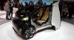 Honda NeuV La concept autonoma pensata per il ridesharing - VIDEO