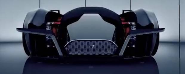 Vanda Electrics e Williams A Ginevra con l'hypercar Dendrobium Concept (VIDEO)