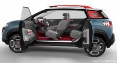 Citroën C-Aircross Concept Anticipa una nuova B-Suv