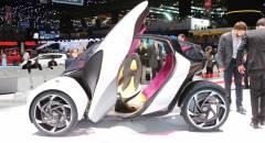 Toyota i-Tril Svelata la concept elettrica per il traffico del 2030 - VIDEO