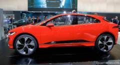 In mostra la concept elettrica i-Pace - VIDEO
