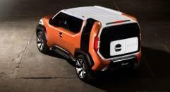 Toyota FT-4X Concept Anticipa la fuoristrada del futuro