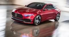Mercedes-Benz La Concept A Sedan anticipa il futuro della Stella