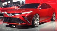 Toyota Fengchao Fun e Way Due prototipi per il Salone di Shanghai 2017
