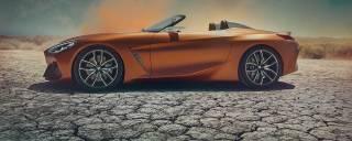 BMW Z4 Concept In rete le prime immagini della roadster tedesca