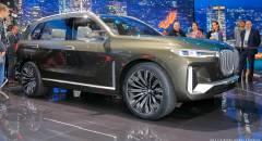 BMW X7 iPerformance Tolti i veli al prototipo della nuova sport utility - VIDEO