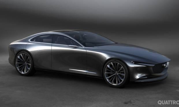 Anticipano il futuro del design Mazda - VIDEO
