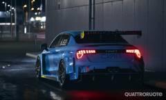 Presentata la 03 Cyan Racing Concept