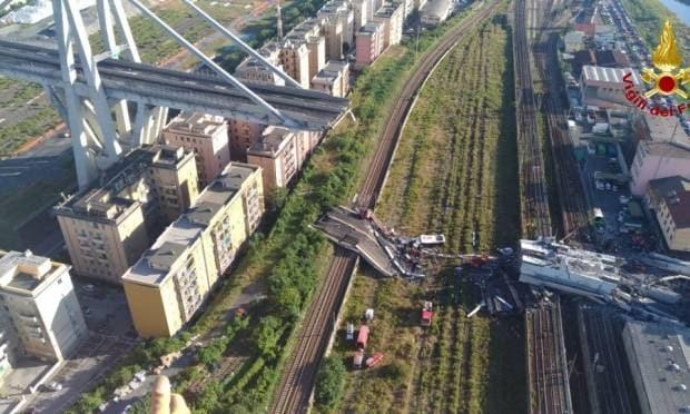 Da oggi tolto il pedaggio sul nodo autostradale di Genova