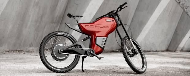 Qoros eBIQE Concept A Ginevra la bici elettrica del futuro