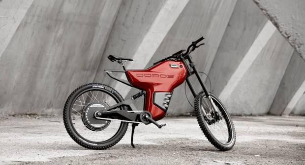 A Ginevra la bici elettrica del futuro