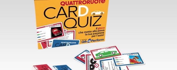 CardQuiz Sai tutto di auto? Mettiti alla prova con il gioco dell'estate!