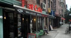 Fiat Café Cucina e motori italiani a New York