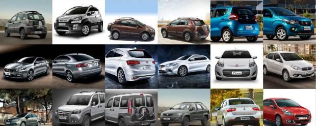 Modelli extra europei Le Fiat... per gli altri - FOTO GALLERY