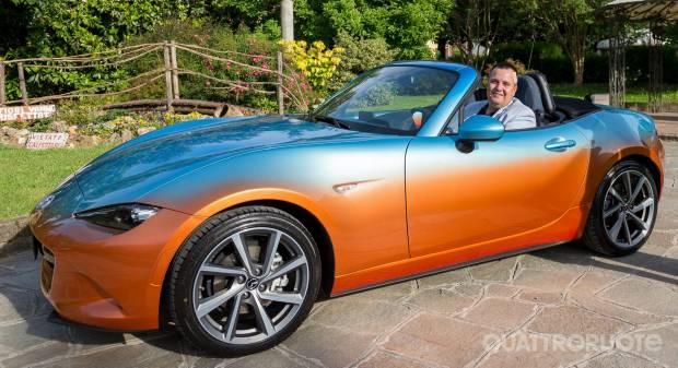Mazda MX-5 Levanto La one-off di Garage Italia Customs ha un nuovo proprietario