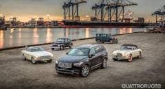 90 anni di Volvo Le pietre miliari della sua storia - FOTO GALLERY