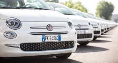 Fiat 500 Esselunga Mirafiori, consegnati i 1.520 esemplari premio
