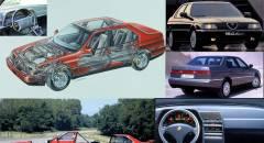 Alfa Romeo Trent'anni di 164 - FOTO GALLERY