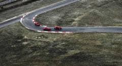 Alfa Romeo Giulia Una Quadrifoglio per tre campioni - VIDEO