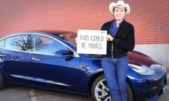 Il fratello di Musk donerà la sua Model 3