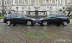 La BMW X5 va in servizio sotto copertura