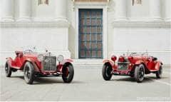 Le leggendarie sei cilindri del Biscione - FOTO GALLERY