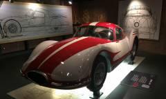 La collezione del Museo dell'Automobile – FOTO GALLERY