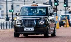 I taxi londinesi a Parigi dal 2019
