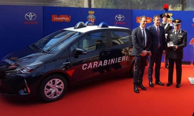250 ibride per l'Arma dei Carabinieri - VIDEO