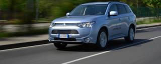 Mitsubishi Outlander Phev Una settimana con la Suv ibrida plug-in