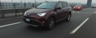 Toyota RAV4 Una settimana con la Hybrid 2WD [Day 5] - VIDEO