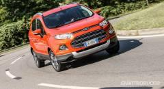 Ford EcoSport Una settimana con la 1.0 EcoBoost 125 CV Titanium