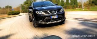 Nissan Qashqai Una settimana con la Black Edition - VIDEO