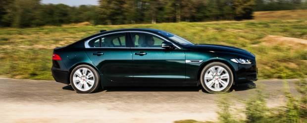 Jaguar XE Una settimana con la 2.0 D Turbo Prestige [Day 5]