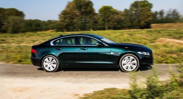 Jaguar XE Una settimana con la 2.0 D Turbo Prestige