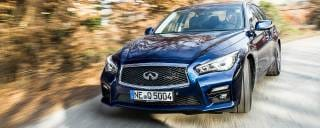 Infiniti Q50 Una settimana con la 3.0 Turbo Sport Tech - VIDEO