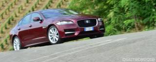 Jaguar XF Una settimana con la 2.0d 180 CV AWD R-Sport - DAY 1