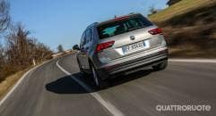 Volkswagen Tiguan Una settimana con la 1.6 TDI Business - VIDEO