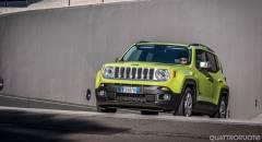 Jeep Renegade Una settimana con la Limited 1.6 MJT da 120 CV