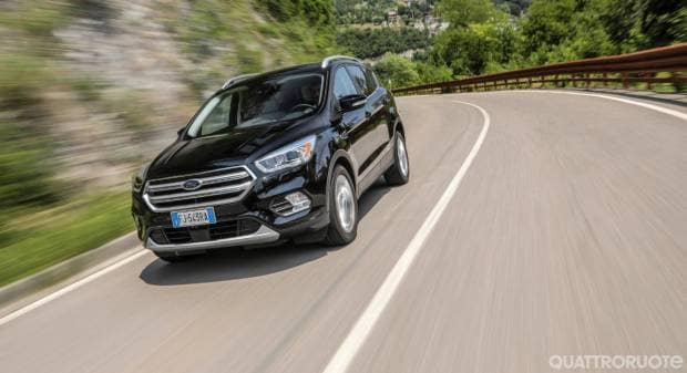 Una settimana con la 1.5 TDCi 120 CV Powershift - VIDEO