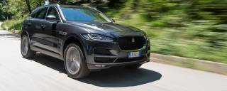 Jaguar F-Pace Una settimana con la 2.0D 240 CV AWD Portfolio [Day 4] - VIDEO