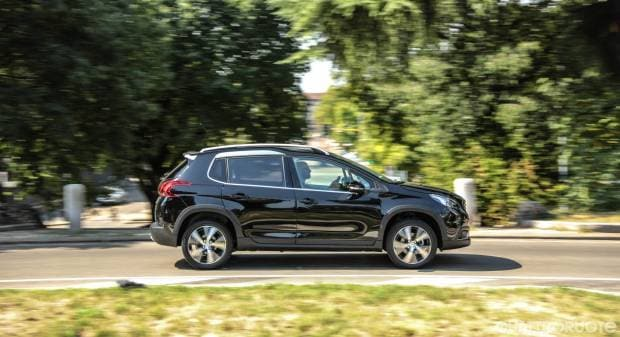 Peugeot 2008 Una settimana con la 1.2 PureTech 110 CV [Day 5] - VIDEO
