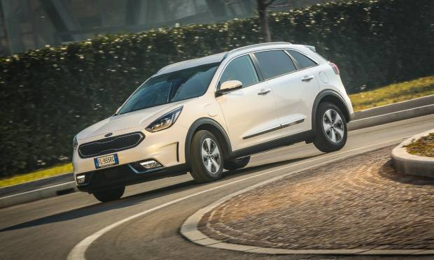 Kia Niro Una settimana con la 1.6 GDi ibrida plug-in [Day 5] - VIDEO