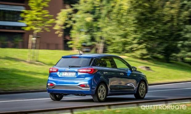Hyundai i20 Una settimana con la 1.0 T-GDI DCT Prime