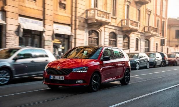 Skoda Fabia Una settimana con la 1.0 TSI Twin Color Monte Carlo - DAY 3