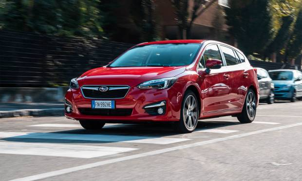 Subaru Impreza Una settimana con la 1.6i Lineartronic Style Navi